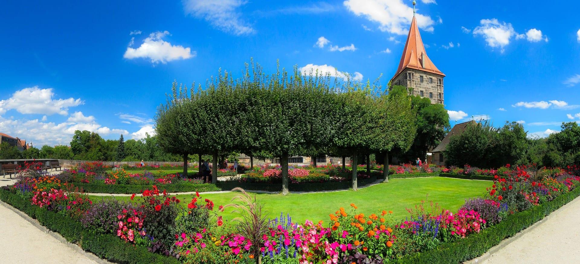 taupier parc et château